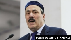 Gadjimurad Omarov accused Republic of Daghestan head Ramazan Abdulatipov (pictured) of instigating the attack.