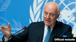 Steffan de Mistura UN izaslanik za Siriju