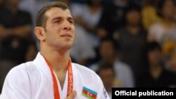 2008 Pekin Olimpiyadasının qalibi Elnur Məmmədli