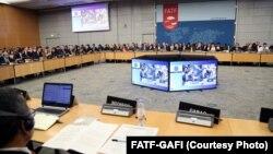 آرشیف، نشست گروه خاص اقدام مالی «FATF» در پاریس