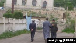 Группа дааватчи в Кыргызстане. Нарынская область.