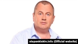 Депутат российского горсовета Симферополя Степан Кискин