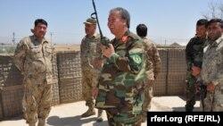مراد: در حال حاضر شهر کندز را میتوان یک شهر صلح، ثبات و امن اعلام کرد.