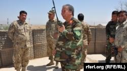 د افغانستان د مسلح قواو لوی درستیز مرستیال ستر جنرال مُراد علي مُراد