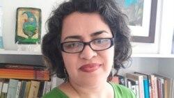 گفتوگو با شکوفه آذر، نامزد نهایی بوکر جهانی