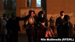 إشتباكات في جامعة الأزهر