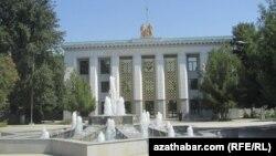 Magtymguly adyndaky Türkmen döwlet uniwersiteti