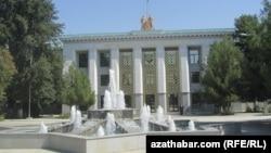 Türkmənistan Dövlət Universiteti, 27 avqust 2013