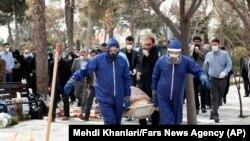 په ایران کې د کورونا وایرس له کبله نېږدې ۴۲ زره کسان مړه شوي