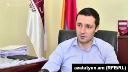 Бывший и. о. ректора Армянского государственного экономического университета Рубен Айрапетян (архив)