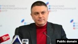 Главарь группировки «ЛНР» Леонид Пасечник