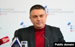 Голова так званого «МДБ» угруповання «ЛНР» Леонід Пасічник