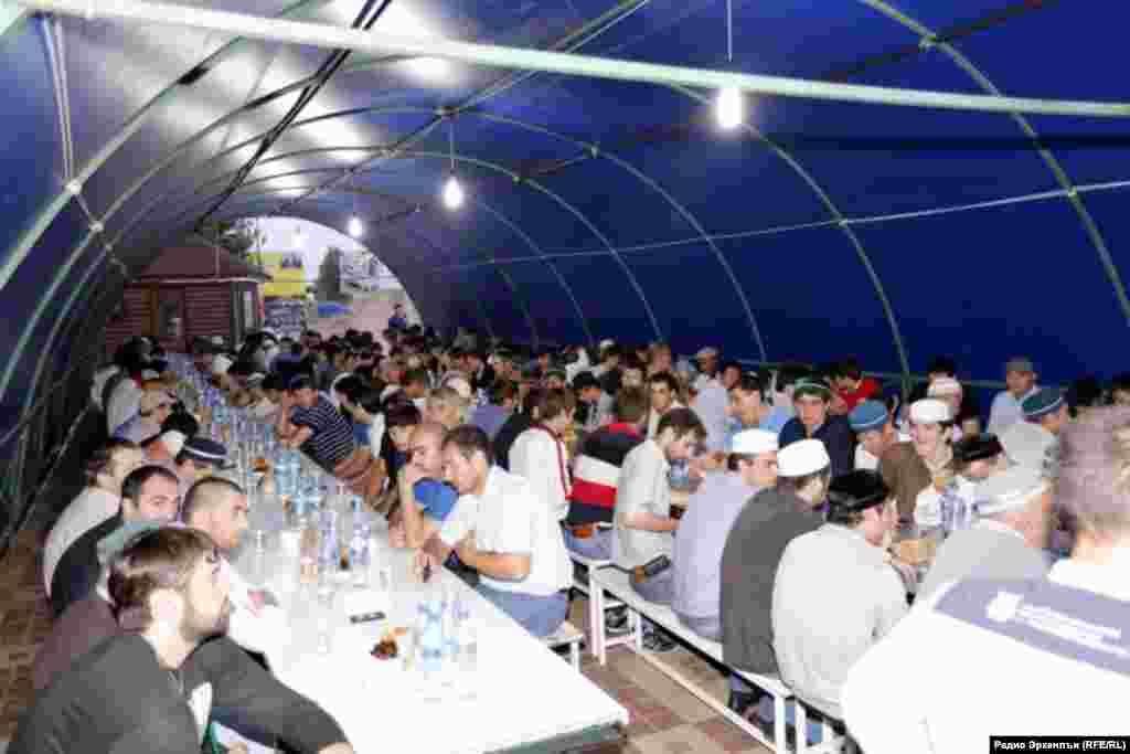 Рамазан чатыры