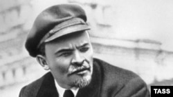 Soviet leader Vladimir Lenin in May 1919