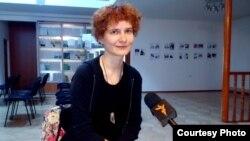 Исследовательница по вопросам гендерного равенства из Беларуси Александра Игнатович