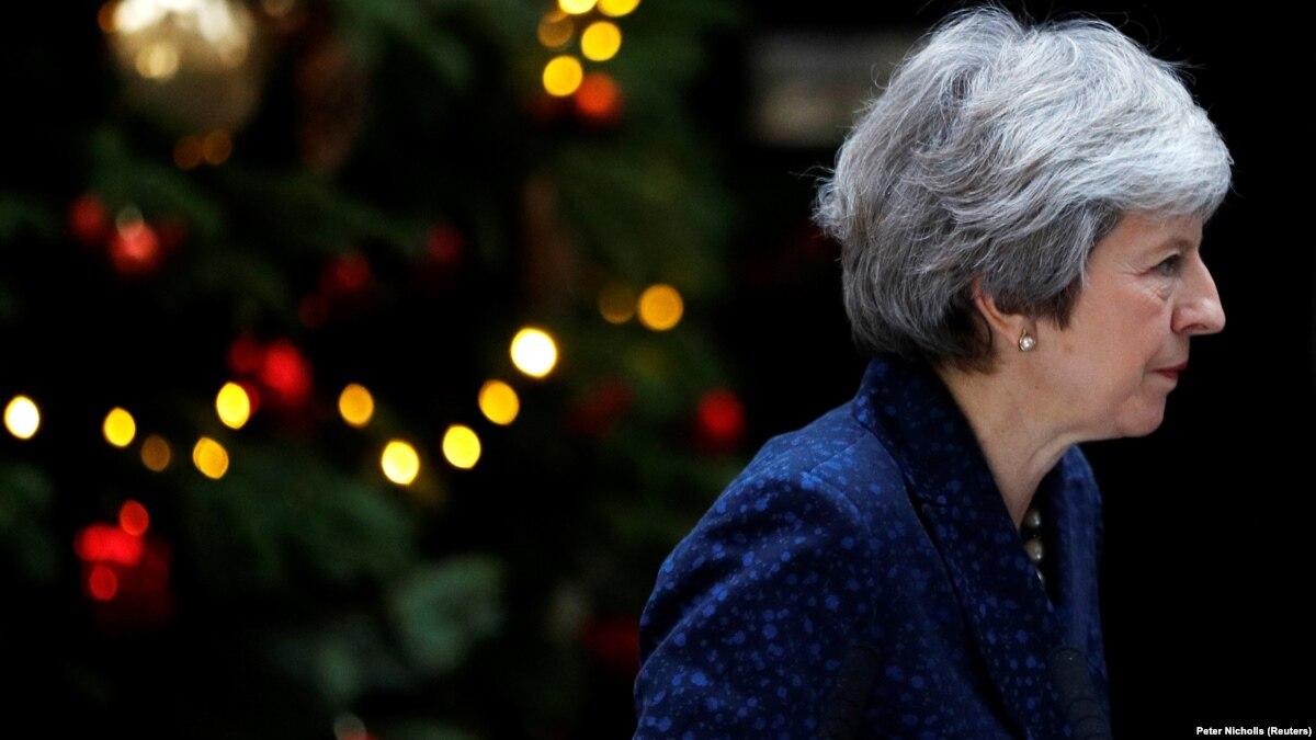 Мэй должен предоставить «план Б» в течение трех дней, если парламент не утвердит соглашение с Брекзиту