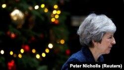 Мей зазначила, що її відставка може ускладнити Brexit