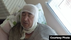В настоящее время Олим Мустафаев (на фото) лечится в больнице скорой медицинской помощи в Кашкадарье.