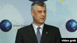 Hašim Tači, premijer Kosova