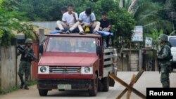 Спецоперация против боевиков на Филиппинах