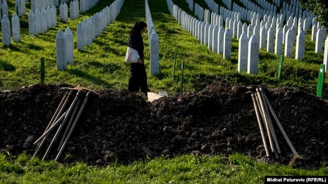 Photo Gallery: Srebrenica, 23 godine poslije: Suze kojima nema utjehe
