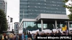 Protesti u Banjaluci, juni 2013.