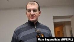 Тсоте Гамсахурдия-собиқ маҳбуси сиёсии Гурҷистон