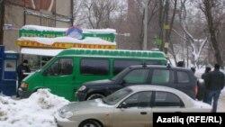 Казан-Чаллы юлында таксистлар юлчы көтә