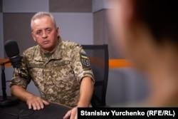 Начальник Генштабу ЗСУ з липня 2014 року до травня 2019 року. Київ, 22 серпня 2019 року