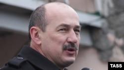 Министр курортов и туризма Крыма, подконтрольный России, Сергей Стрельбицкий