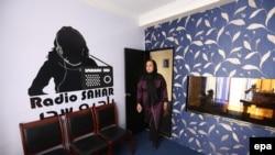 Radio Sahar is a women's community radio station in Herat, Afghanistan