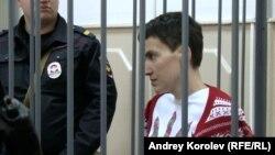 Надія Савченко у суді, 10 лютого 2015 року