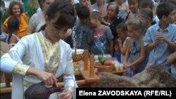 Праздник Курбан-байрам является в Абхазии государственным праздником уже более двух десятилетий, с самого начала ее независимого существования