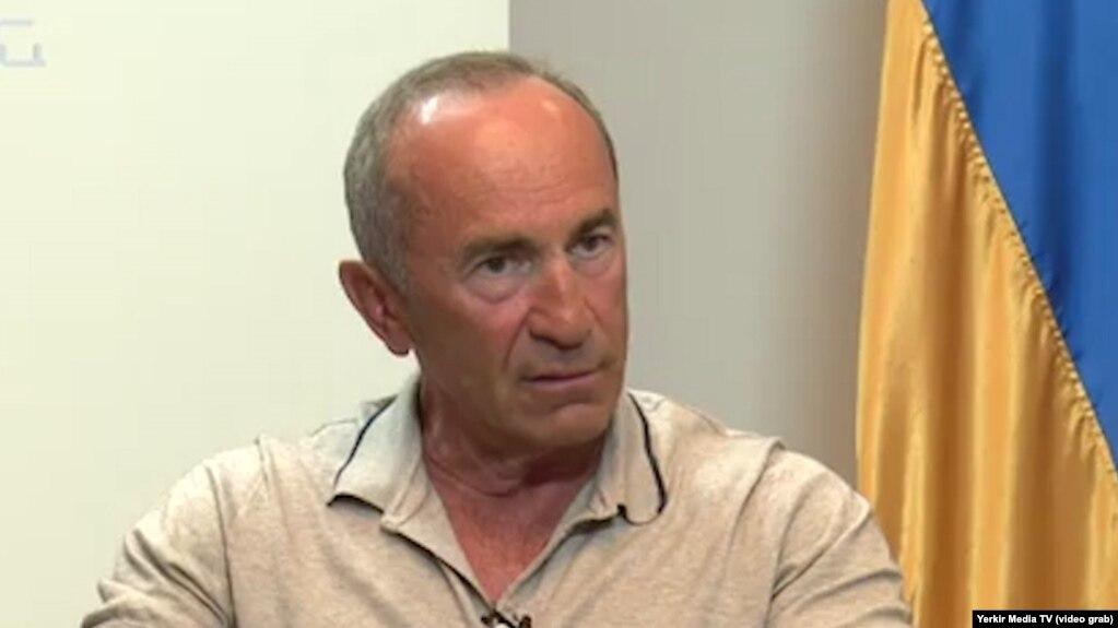 Роберт Кочарян: «Считайте, что я уже вернулся в политику»
