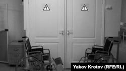 В одной из российских больниц