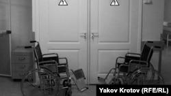 В одной из московских больниц.