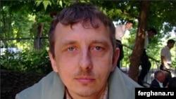 Ўзбекистонлик мустақил журналист Алексей Волосевич