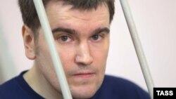 Алексей Гаскаров в суде, май 2014 года