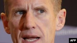 U.S. General Stanley McChrystal, commander of U.S. forces in Afghanistan