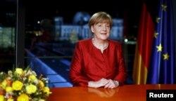Ангелд Меркель