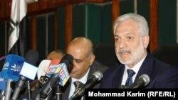 وزير التعليم العالي والحث العلمي علي الاديب