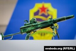 Макет беларускага гранатамёта