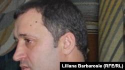 Молдавский политик Влад Филат