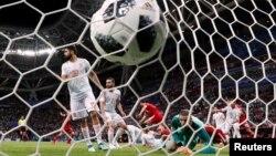 В России проходит чемпионат мира по футболу 2018 года