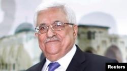 Палестина жетекшісі Махмуд Аббас.