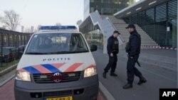 Holandska policija, arhivska fotografija