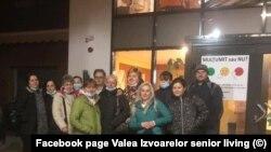 Angajații de la rezidența pentru vârstnici din Valea Izvoarelor care vor intra în carantină voluntară