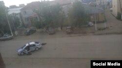 Нападения в Актобе (Казахстан)