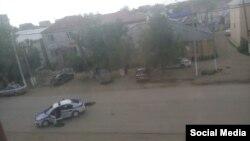 Pucnjava u gradu Aktobe