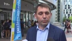 Микола Точицький про «безвіз»